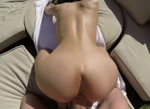 Hot asian ass fuck