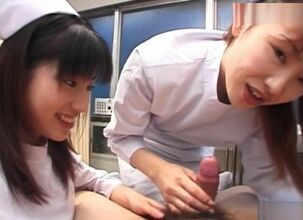 Cfnm japanese friend watches surprise blowjob