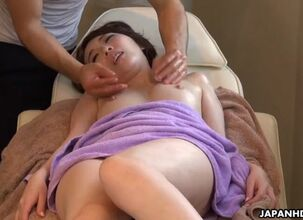 Uncensored japanese massage videos